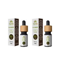 2x Olej CBD Natural 5%